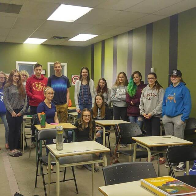 Strathmore class may 2017